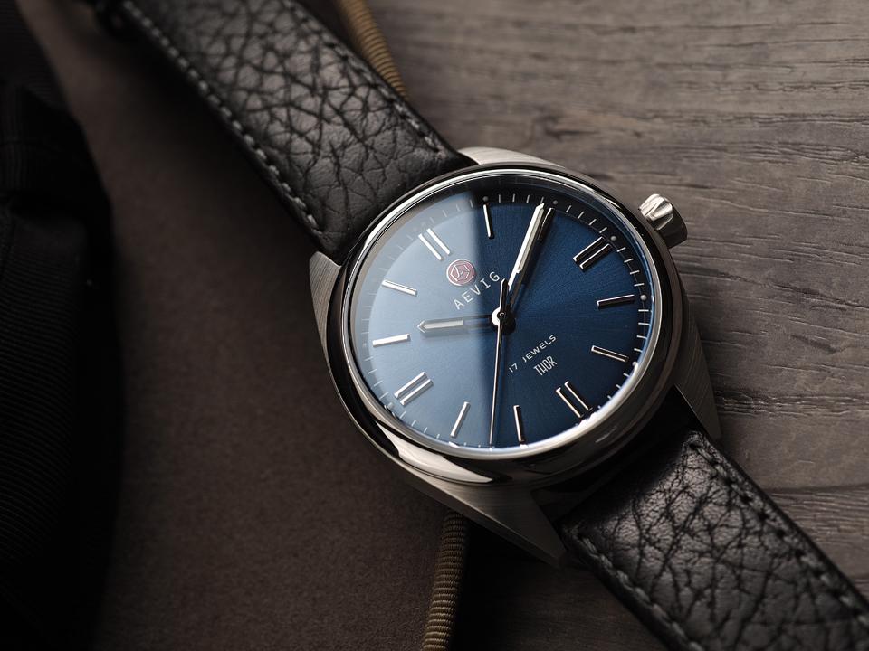 AEVIG Blue-3